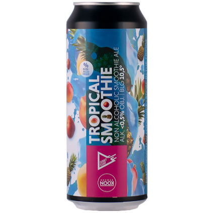 flunky fluid tropical smoothie