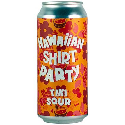 hawaiian shirt party tiki sour