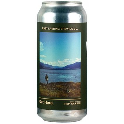 Mast Landing Out Here 0,473l  New England IPA