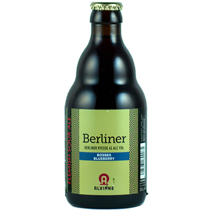 berliner bosbes blueberry