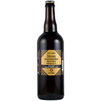 Alvinne Oak Aged Never surrender