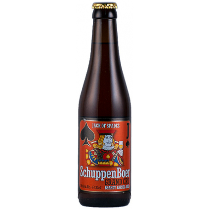 Het Nest SchuppenBoer Grand Cru Brandy Barrel Aged 0,33l  Brandy Barrel Aged Belgian Tripel
