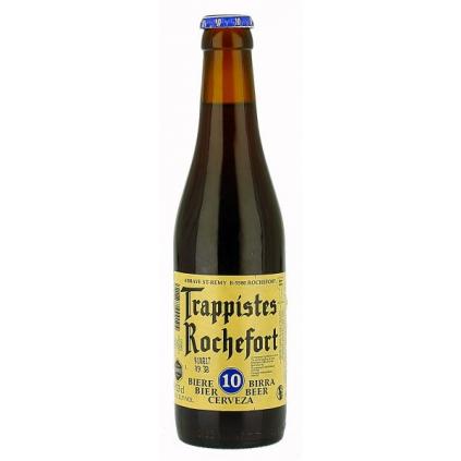 Rochefort Trappistes 10 0,33  Quadrupel