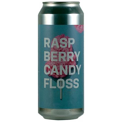 raspberry candy floss