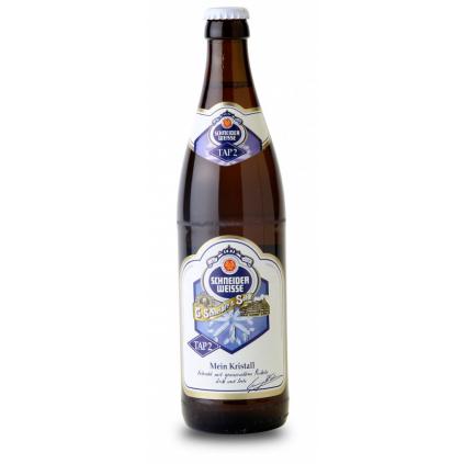 Schneider Weisse TAP 2 Mein Kristall 0,5l  Filtrované pšeničné pivo