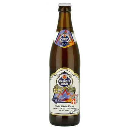 Schneider Weisse TAP 3 Mein Alkoholfreies 0,5  Nealkoholický weissbier