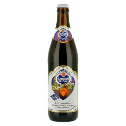 Schneider Weisse TAP 6 Unser Aventinus 0,5