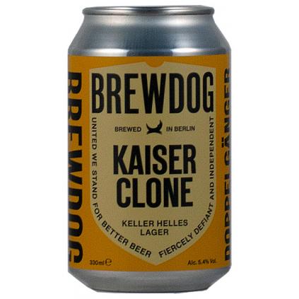 brewdog kaiser clone