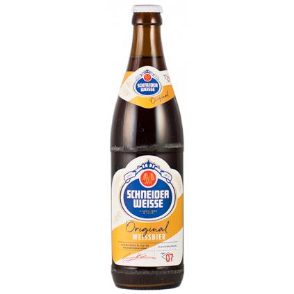 Schneider Weisse TAP 7 Unser Original 0,5  Weissbier