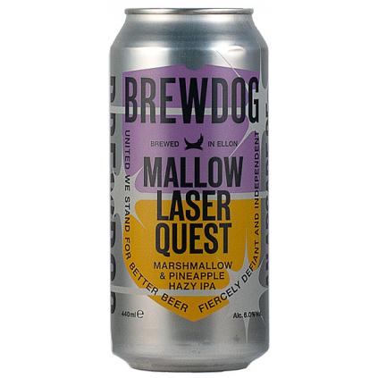 brewdog mallow laser quest