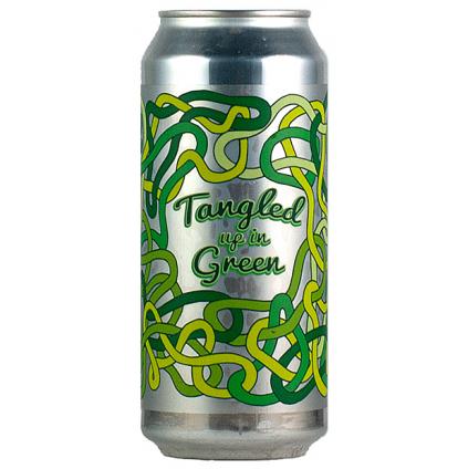 tangled ug in green