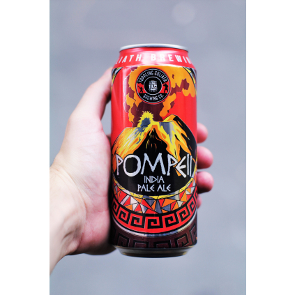 Toppling Goliath Pompeii 0,473l  India Pale Ale
