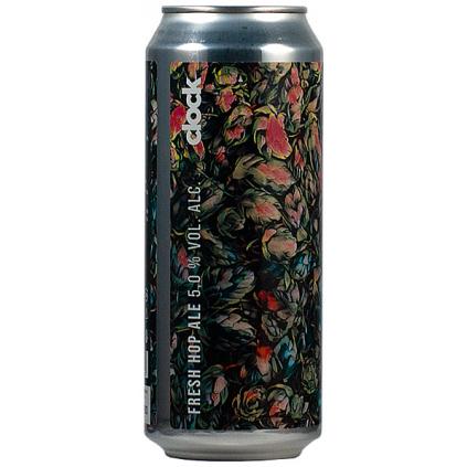 clock fresh hop ale 5.0 procent vol