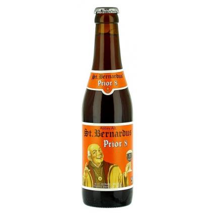 St.Bernardus Prior 8 0,33  belgická klasika