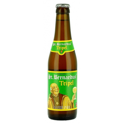 St.Bernardus Tripel 0,33  belgická klasika