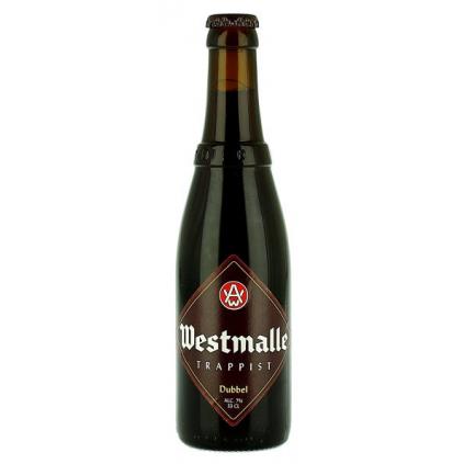 Westmalle Dubbel 0,33l  Belgický Dubbel