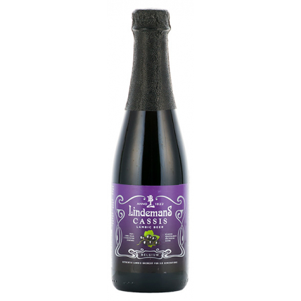 Lindemans Cassis 0,375  Fruit Lambic