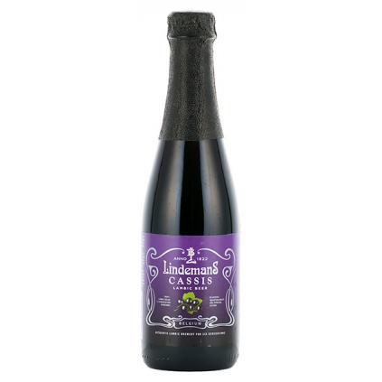 Lindemans Cassis 0,375l  Fruit Lambic
