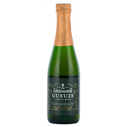 Lindemans Gueuze 0,375  Belgické Gueuze