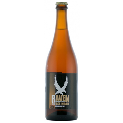 Raven Gunslinger IPA 0,7l  India Pale Ale