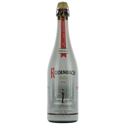 Rodenbach Vintage 2014 Limited Edition 0,75