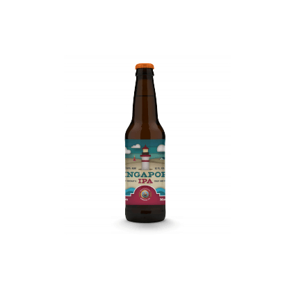 saugatuck singapure ipa 355 bottle