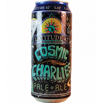 latitude 42 cosmic charlies 500