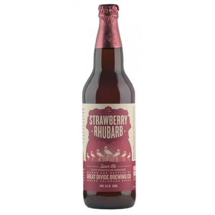 GreatDivine StrawberryRhubarb 650