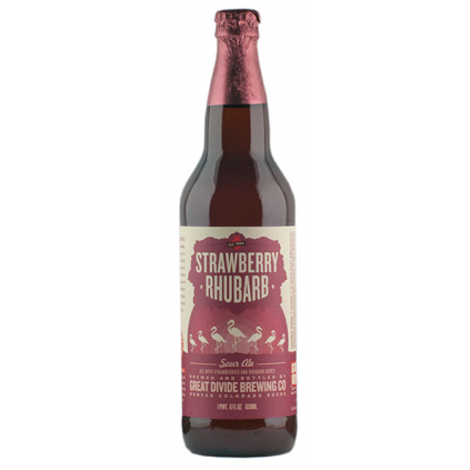 GreatDivine StrawberryRhubarb 650