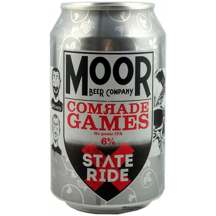 moor comrade games can 330