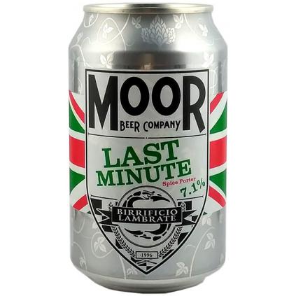 moor last minute can 330