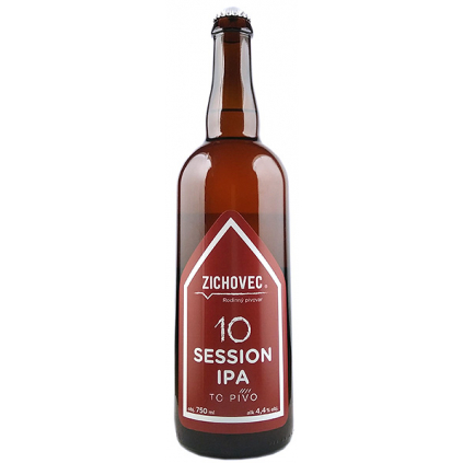 zichovec 10 session ipa 750