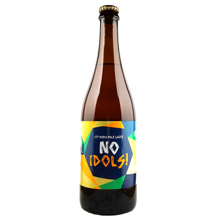 clock no idols india pale lager 700