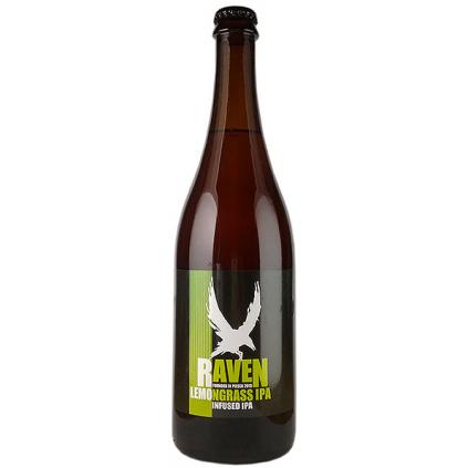 Raven Lemongrass IPA 0,7  infused IPA