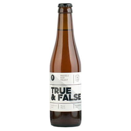 BrusselBeerProject TrueFalse 330