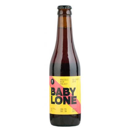 Brussels Beer Project Babylone 0,33  Premium Bitter