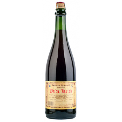 HanssensArtisanaal OudeKriek 750