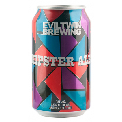 EvilTwin HipsterAle 355