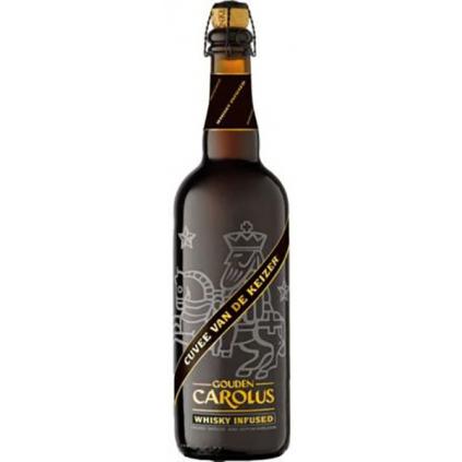 gouden carolus cuvee van de keizer whisky infused 15100490240121 g