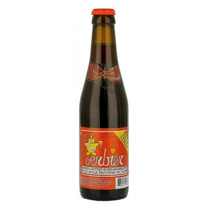 De Dolle Oerbier 0,33l  Belgian Dark Strong Ale