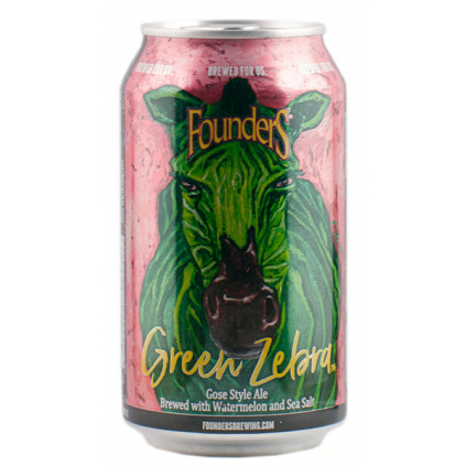 Founders GreenZebra 355