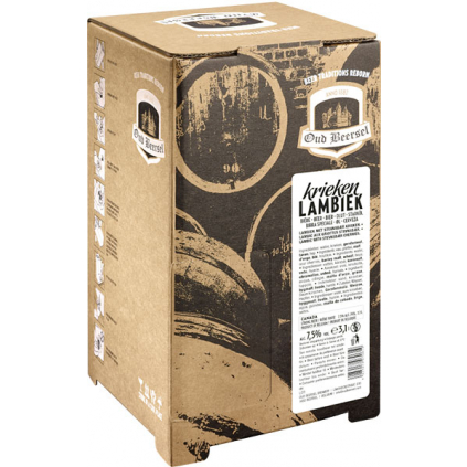 Beerbox OudBeersel KriekenLambiek