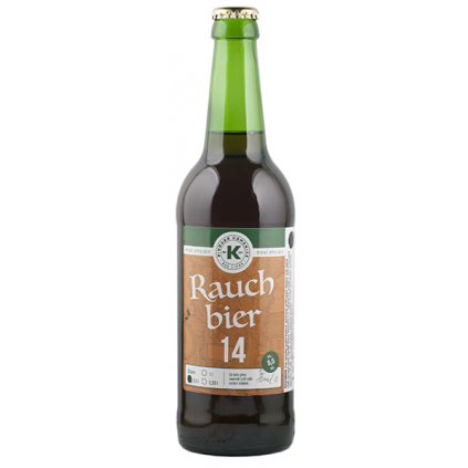 Kamenice Rauchbier14 500