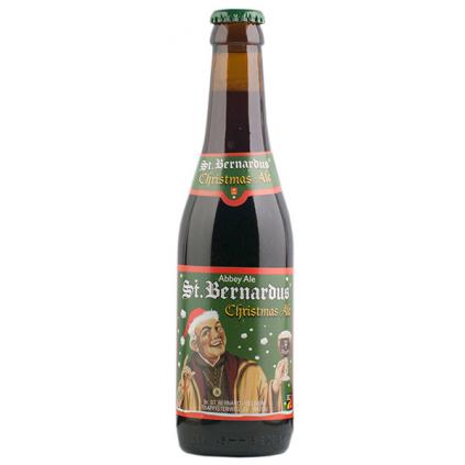 StBernardus ChristmasAle 330