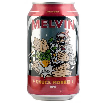 Melvin ChuckMorris 355