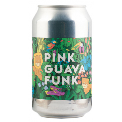 Prairie PinkGuavaFunk 355