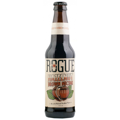 Rogue HazelnutBrownNectar 355