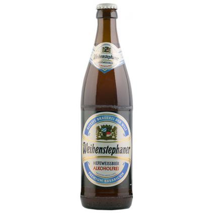 Weihenstephaner HefeweissbierAlcoholfrei 500