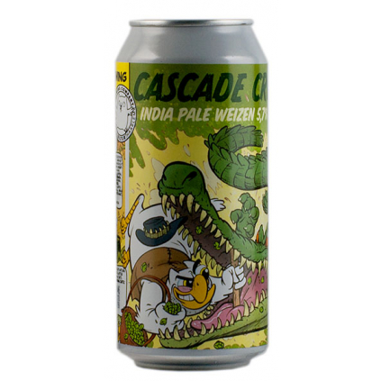 Uiltje CascadeCrocodile 440