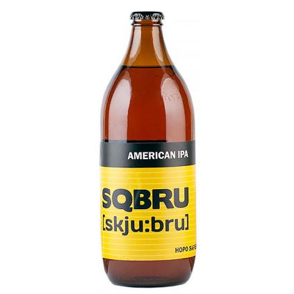 SQBRU HopoSapiens AmericanIPA 660
